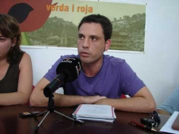 Miquel Lorente, portaveu municipal EU