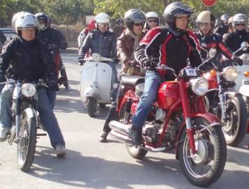 Motos clásicas Fira de l'Olleria