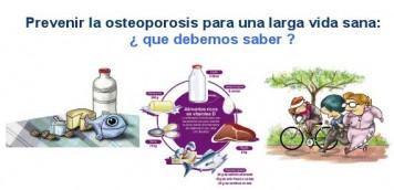 Conferencia: La Osteoporosis