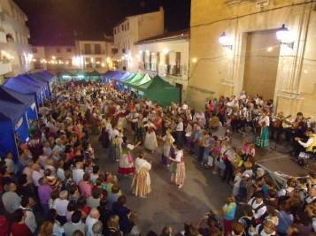 V Feria Comercial y Gastronómica de la Pobla del Duc