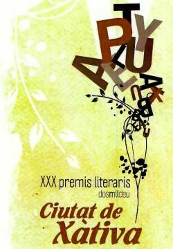Premis Literaris Ciutat de Xàtiva
