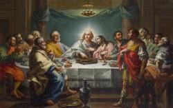 'La Santa Cena'