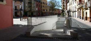 Aparcamiento Plaça Sant Jaume