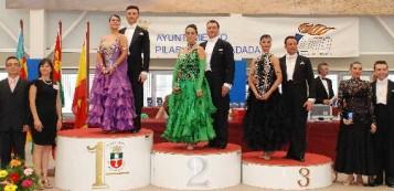 Campeonato Autonómico de Baile de Salón Deportivo