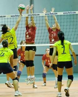 Femenino Xàtiva Limset Voleibol
