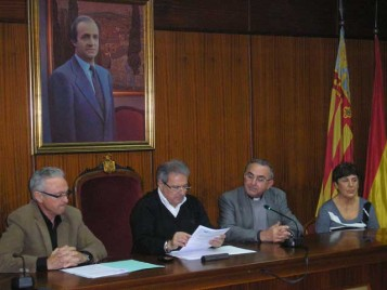 Firma Convenio Colegio La Inmaculada