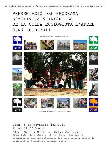 presentacia-infantil2010-11
