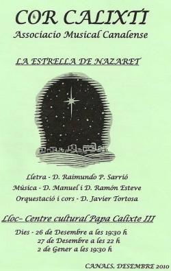 """""""La Estrella de Nazaret"""""""