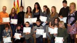 Entrega premis concurso literari l'Olleria