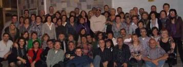 Homenaje maestros de l'Olleria