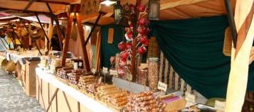 Mercado Medieval Navideño en Xàtiva