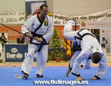 Bronce Campeonato España Taekwondo