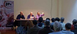 Josep Vicent Boira a la presentació del llibre