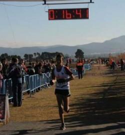Atleta mejor clasificado del CA La Ribera de Alzira