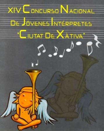 XIV Concurso Nacional de Jóvenes Intérpretes 'Ciutat de Xàtiva'