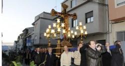 Festividad del Cristo del Amparo en la Pobla del Duc