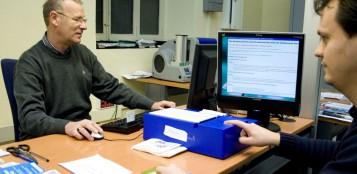 Oficinas de pasaporte y DNI de Xàtiva