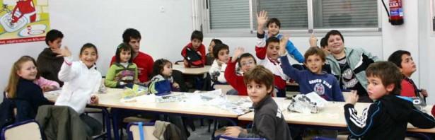 Escola de Nadal en Xàtiva