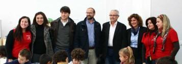 Escuela de tardes en Xàtiva
