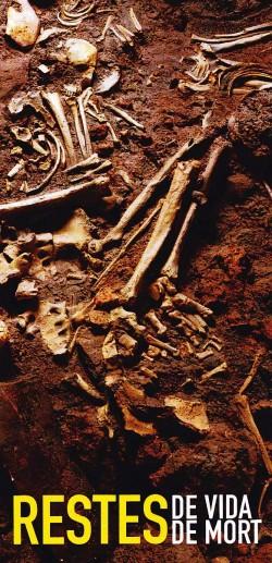 Exposició 'Restes de vida, restes de mort'