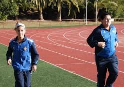 Lara Ortiz y Jose Carlos Torró
