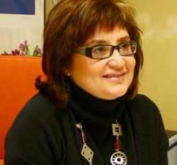 Concejala de Cultura de Xàtiva, Mª José Pla