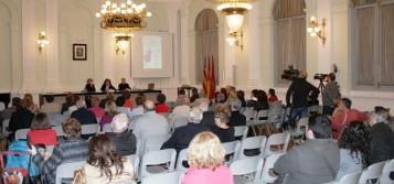 Charla sobre el cáncer de colon en Xàtiva
