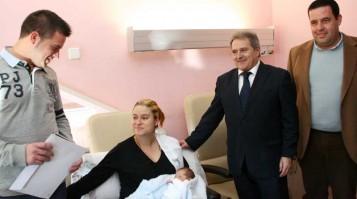 primer bebe nacido en 2011 en xativa