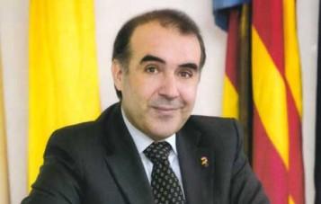 Ricardo Cardona, alcalde de Canals
