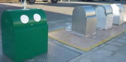 Nuevos contenedores subterráneos en La Pobla Llarga