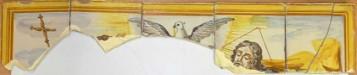 Tira superior Retablo Virgen de la Purísima