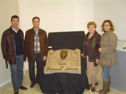 Inauguración exposición en el MUMA de Alzira