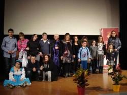 Entrega de premios Concurso sobre la dis-capacidad en Alzira