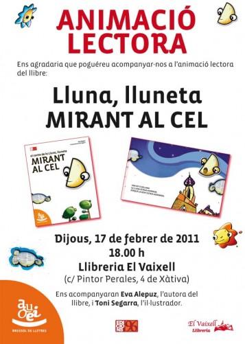 Animació lectora a 'El Vaixell' de Xàtiva