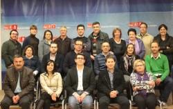 Candidatura a las elecciones por el PSOE de Ontinyent