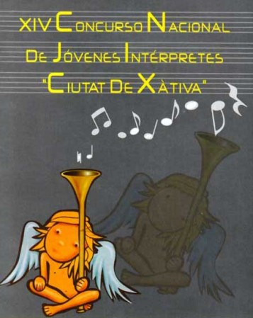 Concurso Nacional de Jóvenes Intérpretes 'Ciutat de Xàtiva'