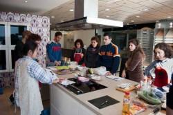 Cocina japonesa en Algemesí