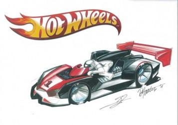 Diseño del nuevo coche
