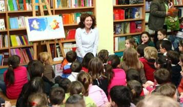 Animació lectora a la llibreria 'El Vaixell'