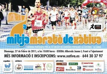 Mitja Marató de Xàtiva