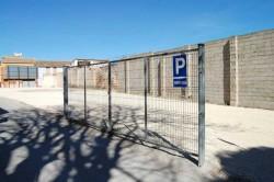 Parking público en l'Olleria