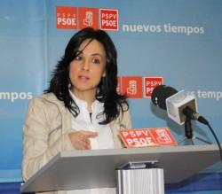 La socialista de Ontinyent Rebeca Torró