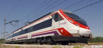 Tren de Renfe Cercanías