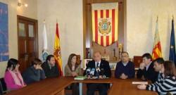 Rueda de prensa auto de sobreseimiento del alcalde de Albaida