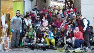 jovenes de xativa viaje-a-la-nieve
