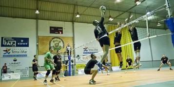 Remate del Voleibol Xàtiva